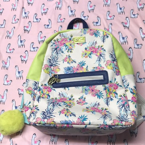 Colorful Book Bag Great For Holding Your Things | Poshmark